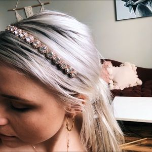 Bling Headband Crown